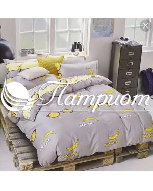КПБ 1.5 спальный, поплин 1752