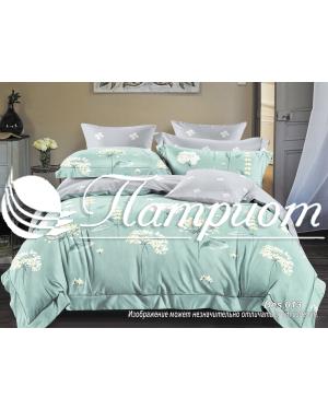 КПБ 2.0 спальный с Евро простыней, сатин 013 (235)