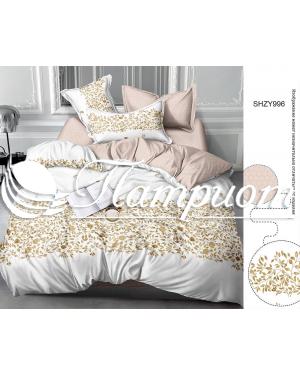 КПБ 2.0 спальный с Евро простыней, сатин 996 XRZ (220)