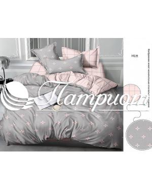 КПБ 2.0 спальный с Евро простыней, сатин HLtt (220)