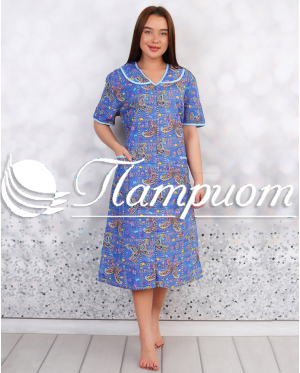 Платье женское бязь